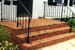 Кирпичная лестница