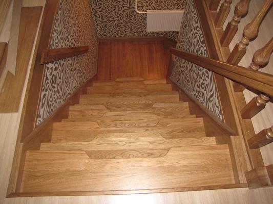 Лестница утиный шаг своими руками фото 95