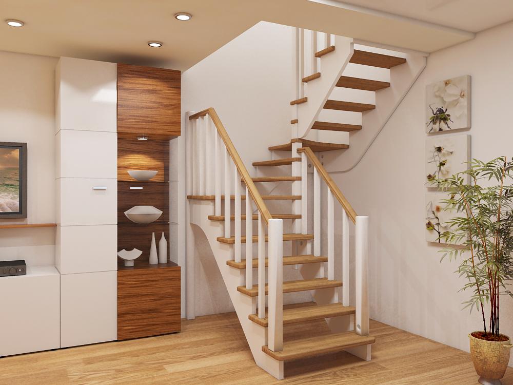 что лучшие лестницы для дома фото обитаемых
